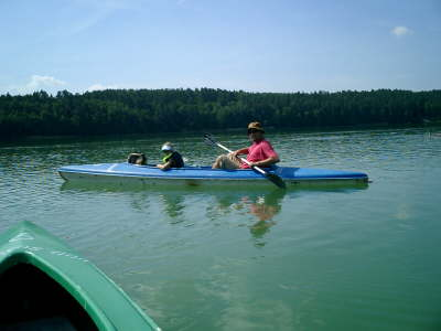 jezioro SOSNO -